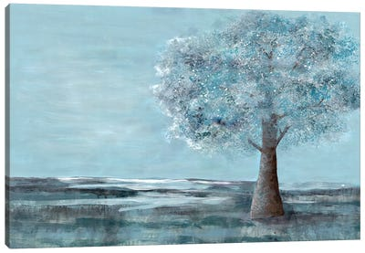 Solitary Beauty I Canvas Art Print