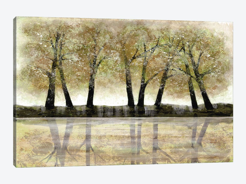 Spring Forest by Doris Charest 1-piece Art Print
