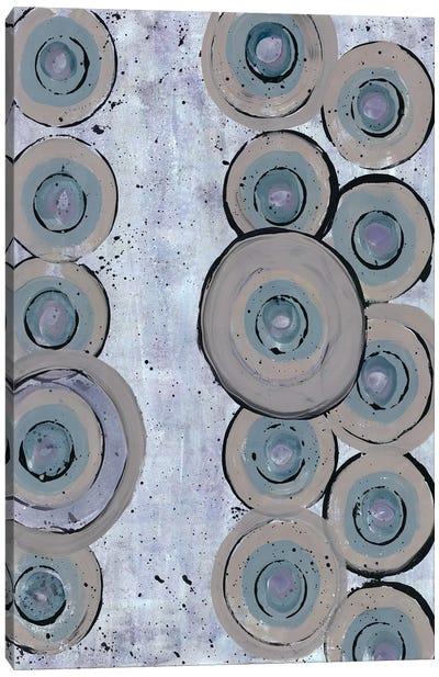 Succulent Spheres I Canvas Art Print