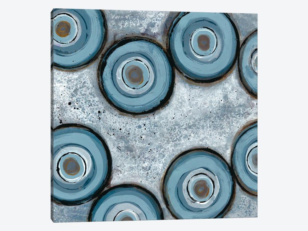 Tadpole Cluster I by Doris Charest 1-piece Canvas Wall Art