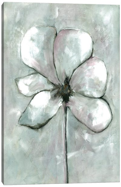 Vapor Bloom I Canvas Art Print