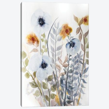 Floral Embrace I Canvas Print #DRI58} by Doris Charest Art Print