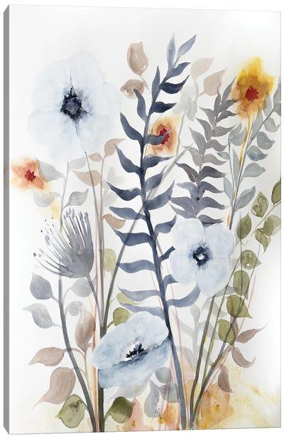 Floral Embrace II Canvas Art Print