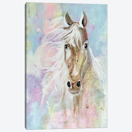 Magical Steed I Canvas Print #DRI66} by Doris Charest Canvas Art Print