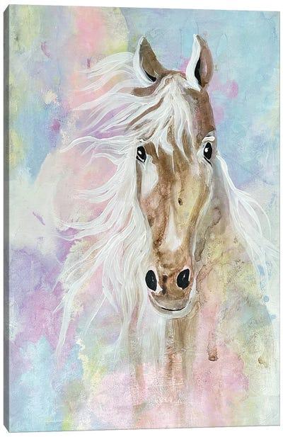 Magical Steed I Canvas Art Print