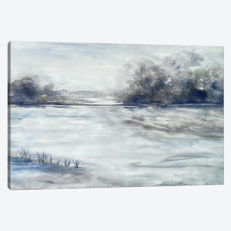 Morning Storms II Canvas Print #DRI73} by Doris Charest Canvas Print