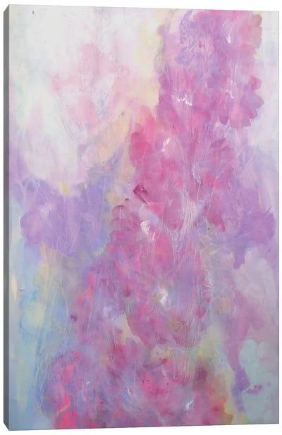Vibrant Release I Canvas Art Print