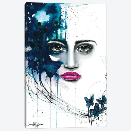 Passion 3-Piece Canvas #DRN12} by Jen Duran Canvas Art