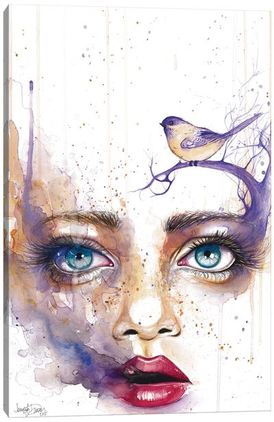 Reverie Canvas Art Print