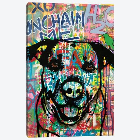 Unchained Canvas Print #DRO1009} by Dean Russo Canvas Wall Art