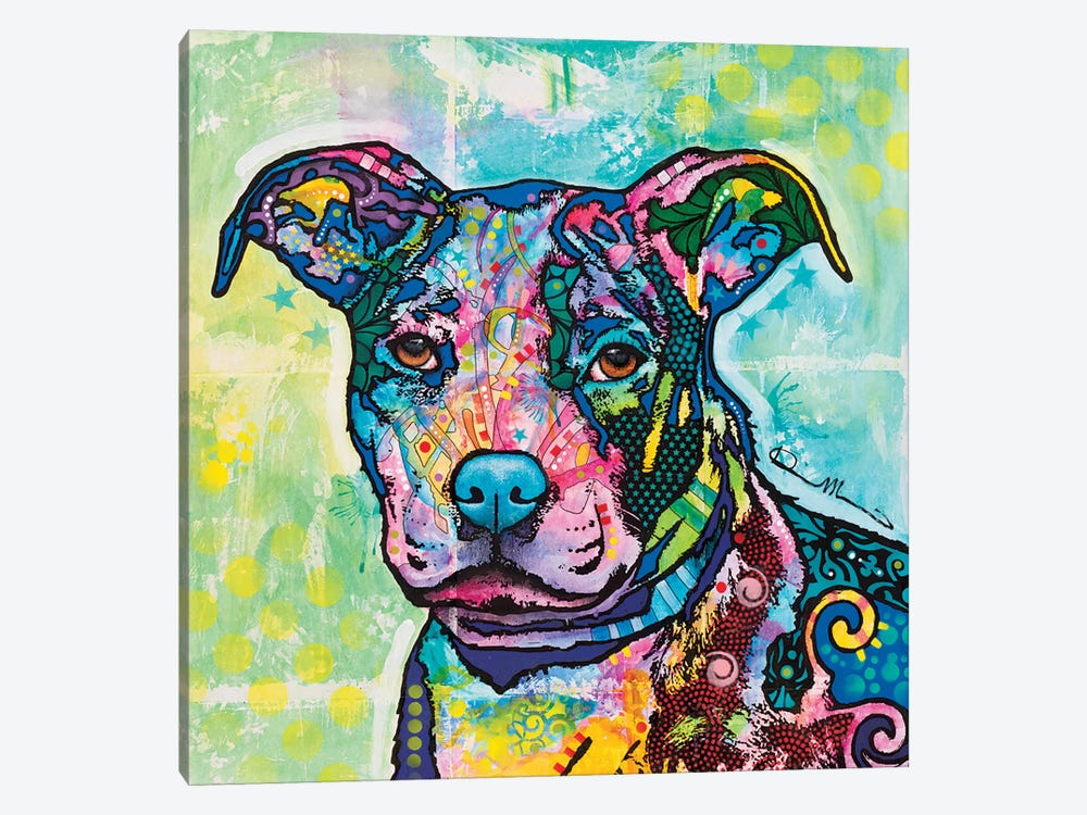Entrancing by Dean Russo 1-piece Canvas Wall Art