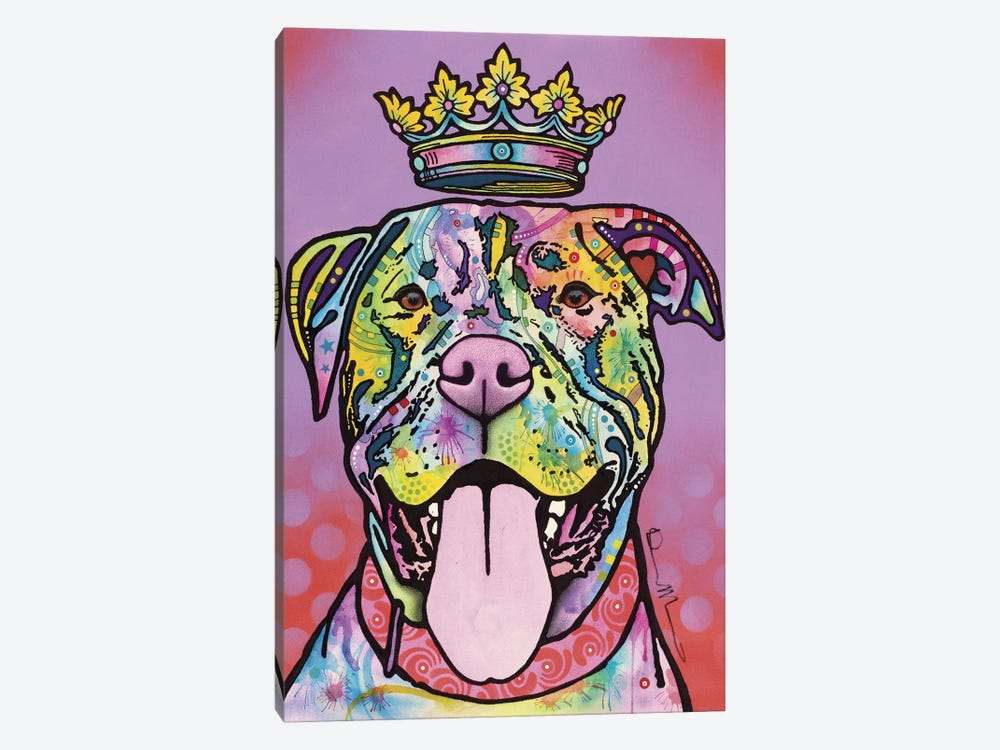 Imperial by Dean Russo 1-piece Canvas Wall Art