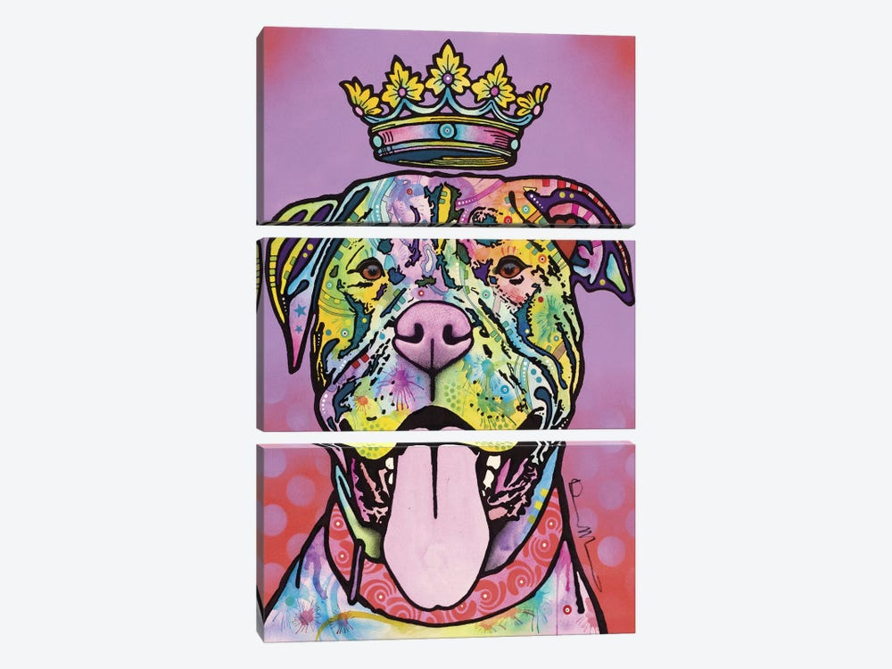 Imperial by Dean Russo 3-piece Canvas Art