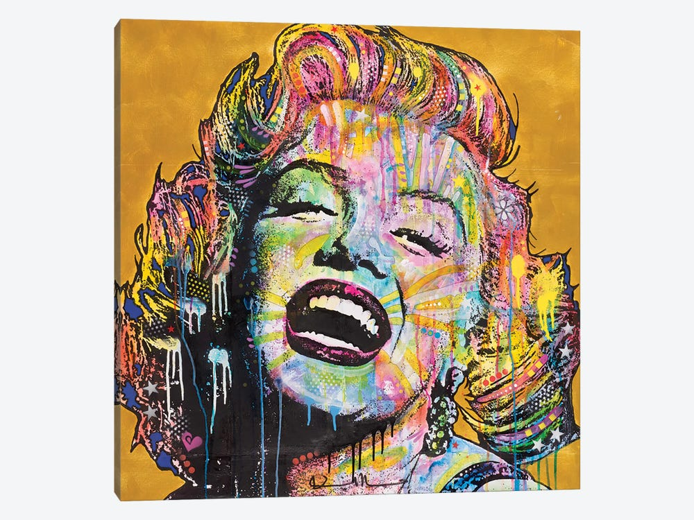 Marilyn I by Dean Russo 1-piece Canvas Art
