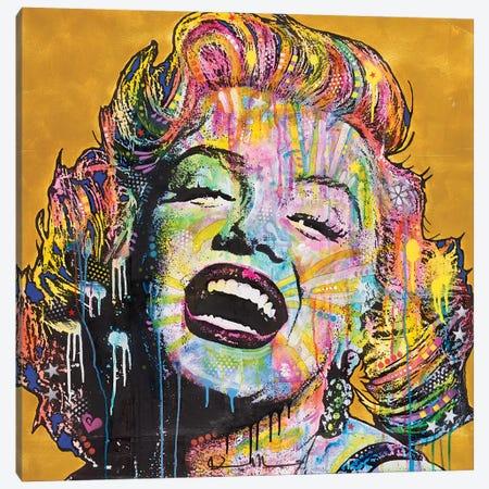 Marilyn I Canvas Print #DRO104} by Dean Russo Canvas Art Print