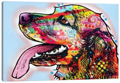 Cocker Spaniel I Canvas Art Print