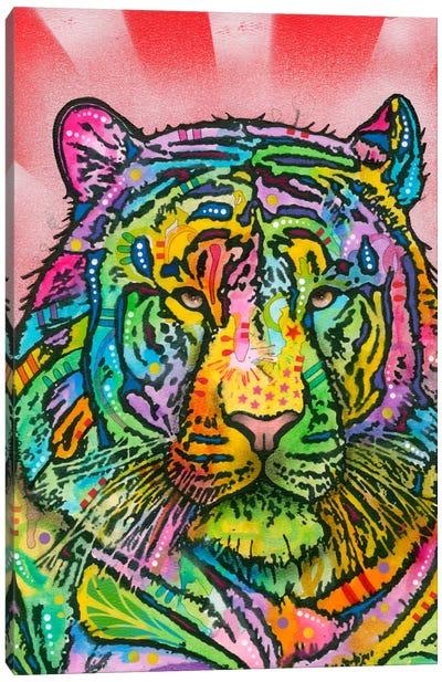 Tiger Canvas Print #DRO120