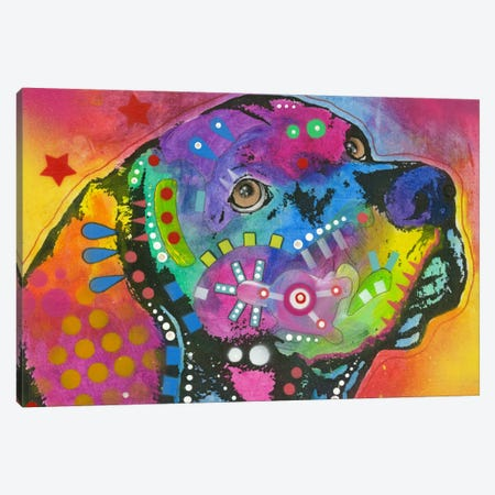 Psychedelic Lab Canvas Print #DRO129} by Dean Russo Canvas Artwork
