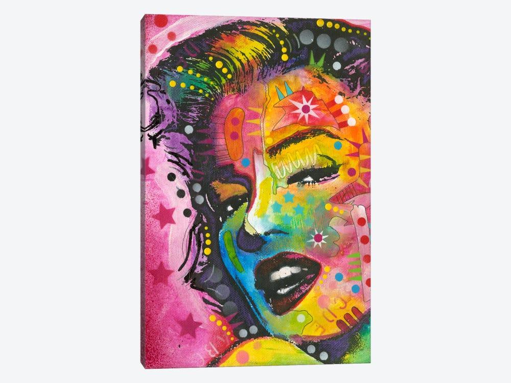 17 by Dean Russo 1-piece Canvas Art Print