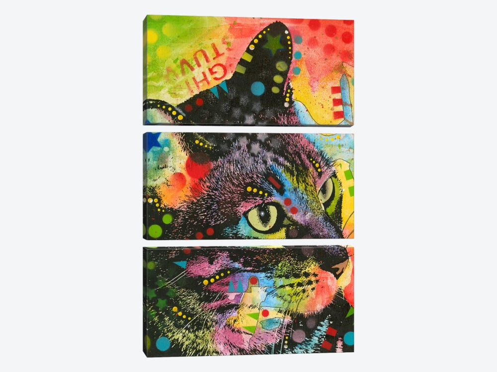 What was that by Dean Russo 3-piece Canvas Artwork