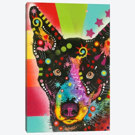 Now? Canvas Print #DRO140} by Dean Russo Canvas Wall Art