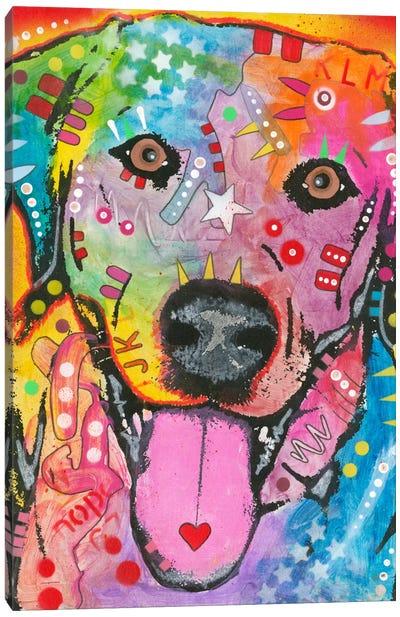 Loving Joy Canvas Print #DRO141