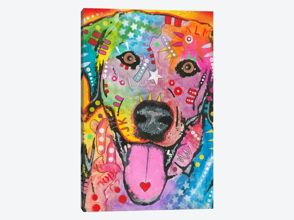 Loving Joy by Dean Russo 1-piece Canvas Art Print