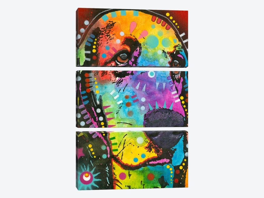 Waffles by Dean Russo 3-piece Canvas Artwork