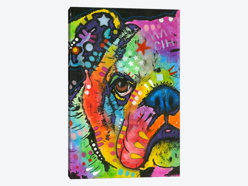 What You Lookin At by Dean Russo 1-piece Canvas Wall Art
