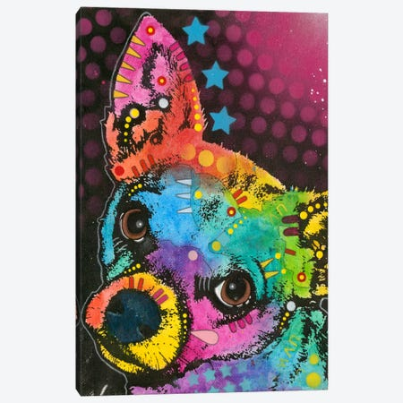 Huh? Canvas Print #DRO148} by Dean Russo Canvas Wall Art