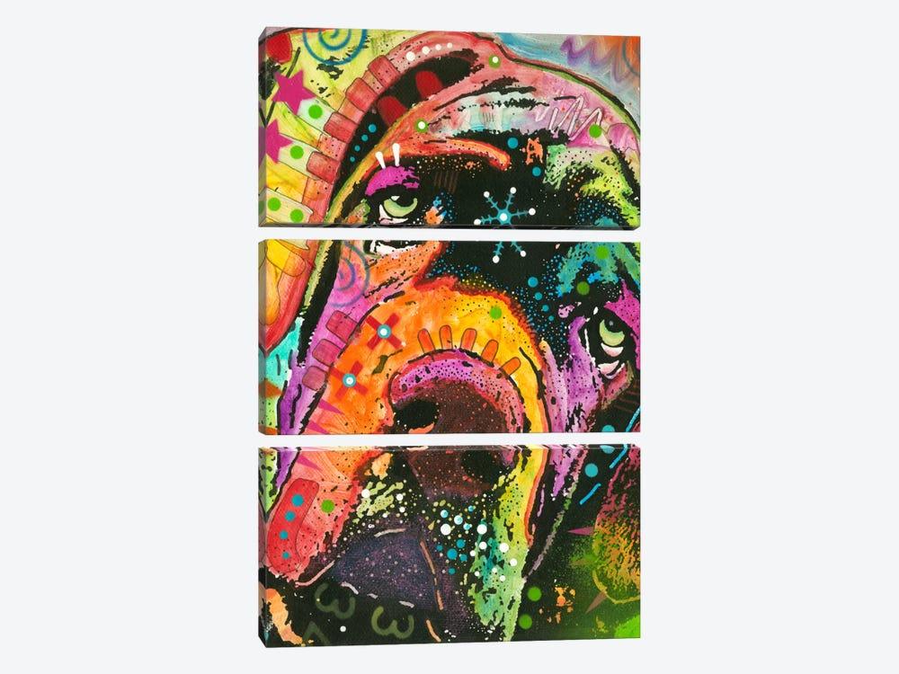 Ol' Droopyface by Dean Russo 3-piece Art Print