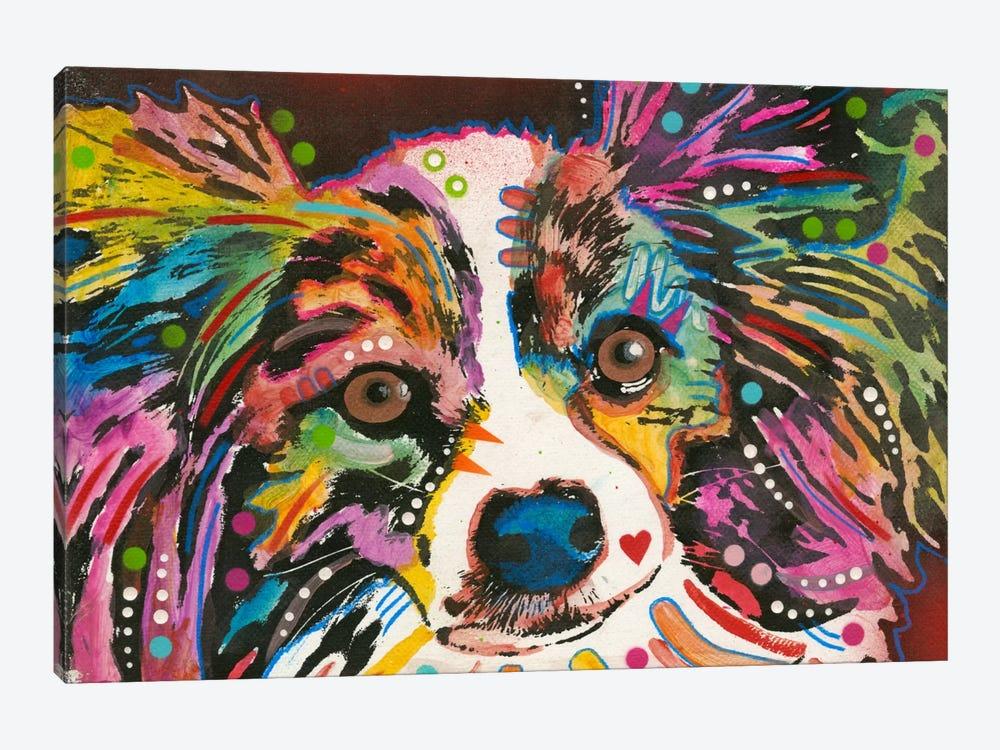 Whazzat by Dean Russo 1-piece Canvas Print