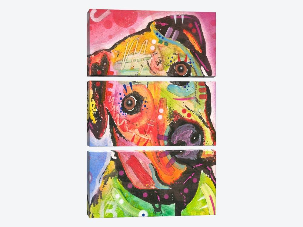 Innocent by Dean Russo 3-piece Canvas Artwork