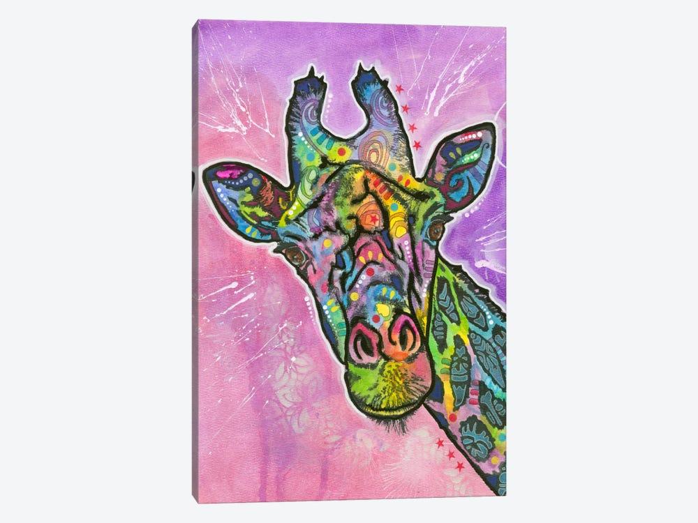 Giraffe by Dean Russo 1-piece Canvas Wall Art