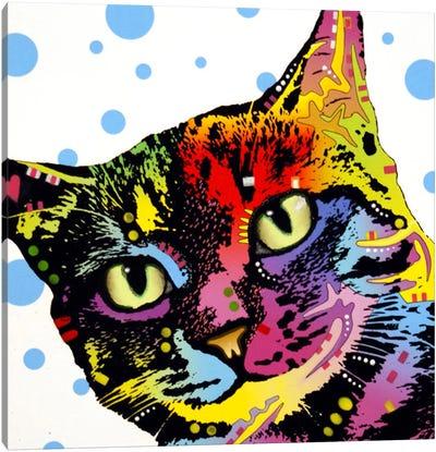 The Pop Cat Canvas Print #DRO156