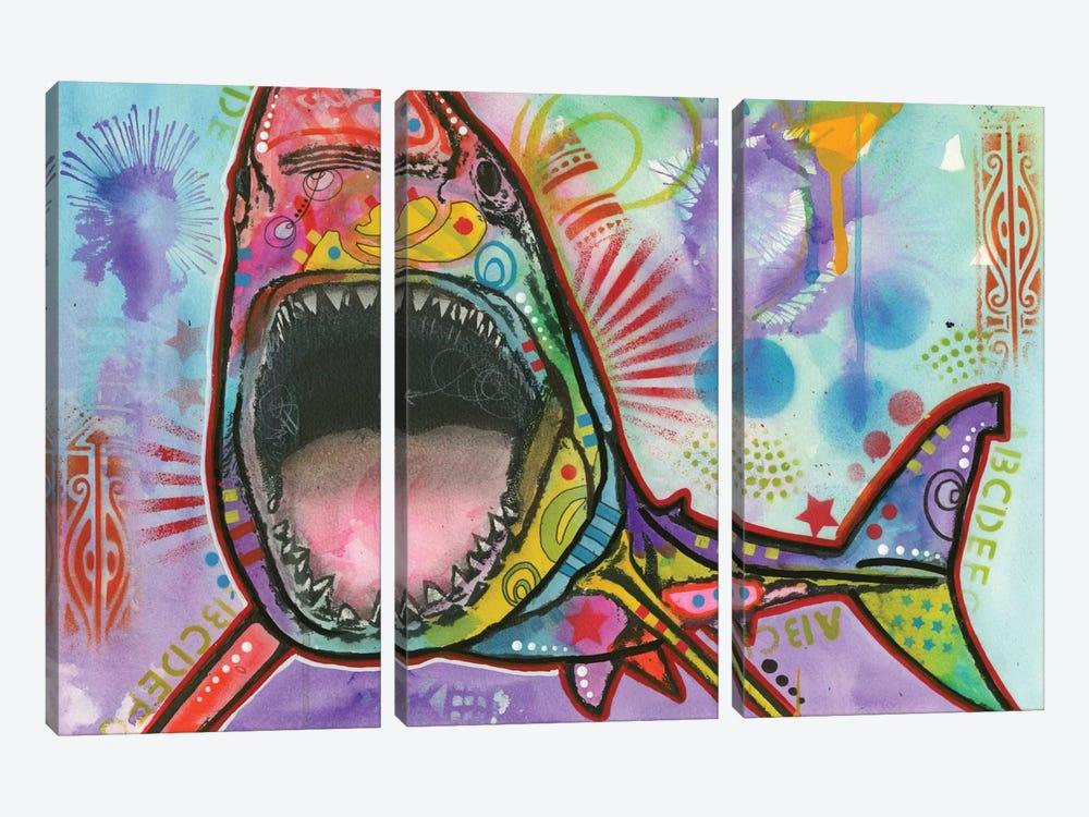 Shark I by Dean Russo 3-piece Art Print