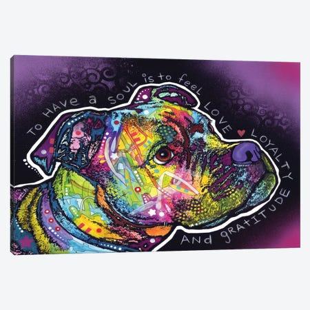 Soul Canvas Print #DRO161} by Dean Russo Canvas Wall Art