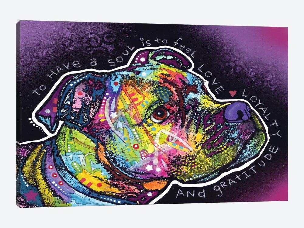 Soul by Dean Russo 1-piece Canvas Print