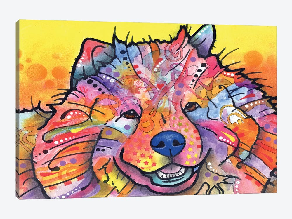 Benzi by Dean Russo 1-piece Canvas Print