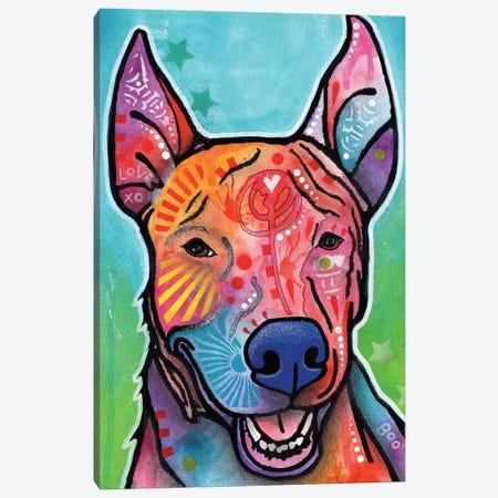 Boo Canvas Print #DRO171} by Dean Russo Art Print