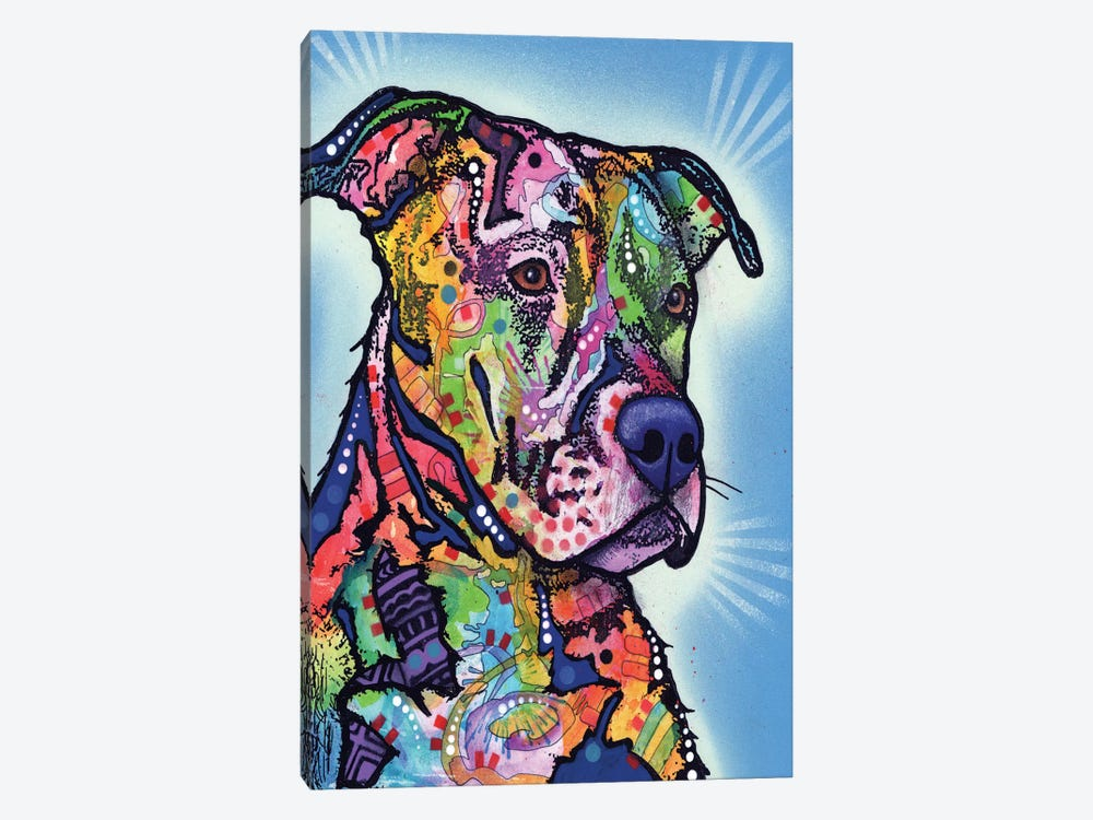 Deacon by Dean Russo 1-piece Canvas Artwork