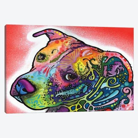 Mocha Canvas Print #DRO183} by Dean Russo Canvas Art