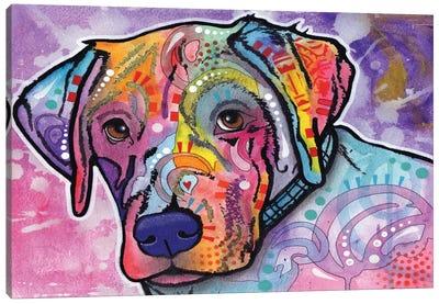 Petunia Canvas Art Print
