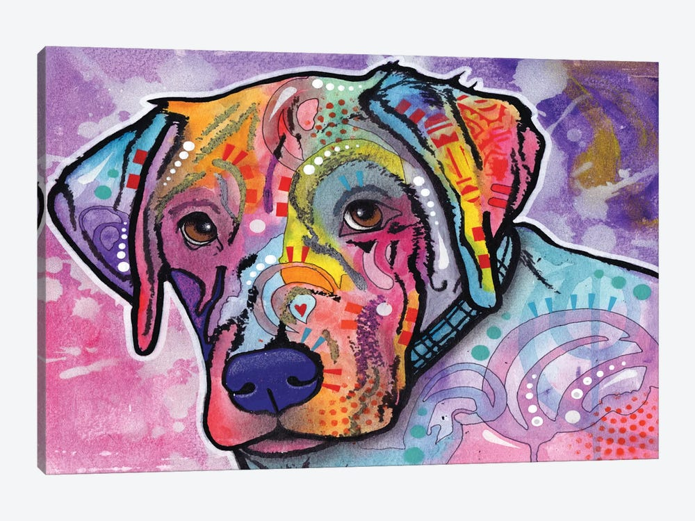 Petunia by Dean Russo 1-piece Canvas Wall Art