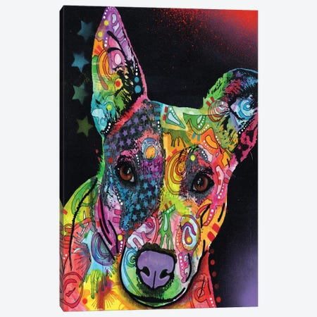 Roxy Canvas Print #DRO186} by Dean Russo Art Print