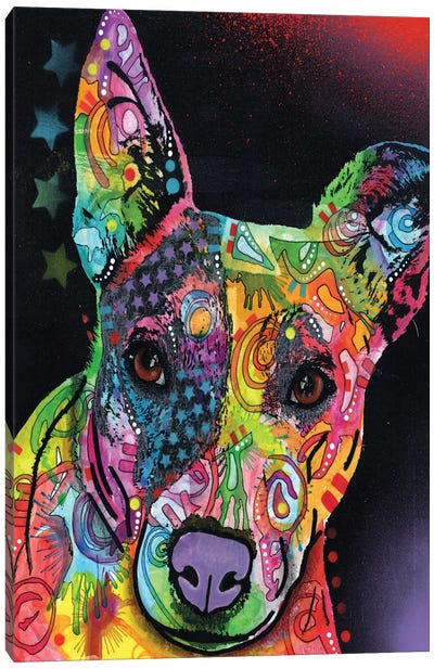 Roxy Canvas Print #DRO186