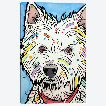 Highland Canvas Print #DRO19} by Dean Russo Canvas Art Print