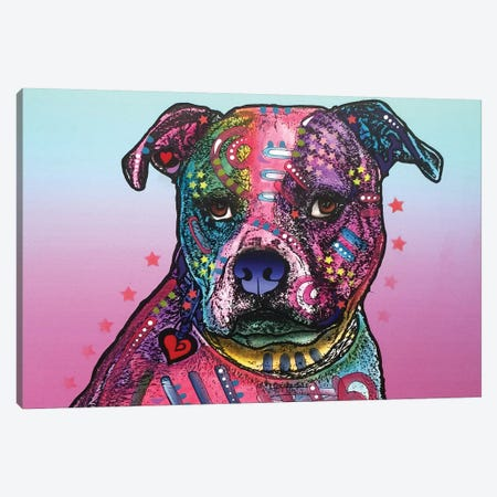 Jack Canvas Print #DRO227} by Dean Russo Canvas Art