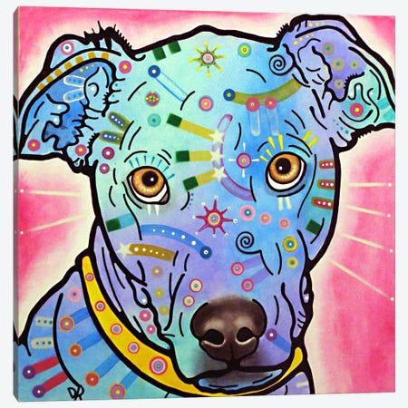 Leer Canvas Print #DRO22} by Dean Russo Canvas Art