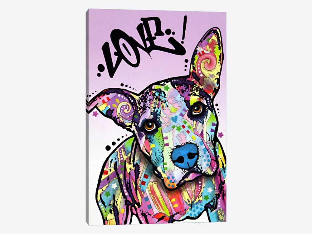 Love! 1-piece Canvas Artwork